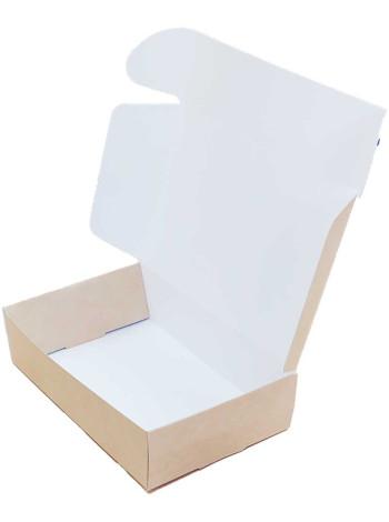 Коробка (175 x 115 x 45), крафт, подарочная