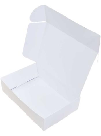 Коробка (175 x 115 x 45), белая, подарочная