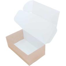 Коробка (210 х 120 х 80), крафт, подарочная
