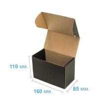 Коробка (160 х 85 х 110), черная