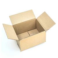 Коробка (210 х 175 х 110), бурая