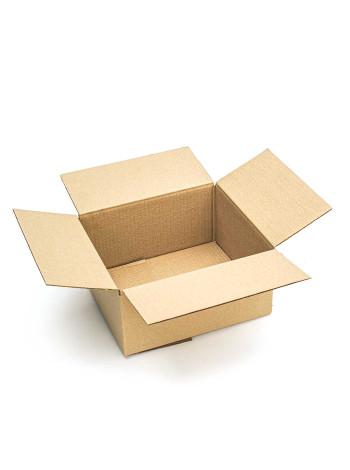 Коробка (290 х 260 х 140), бурая