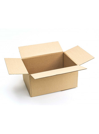 Коробка (380 х 285 х 190), бурая