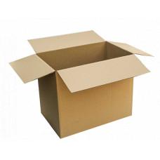 Коробка (600 х 400 х 500), бурая