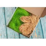 Сизаль - экологичный наполнитель для коробок