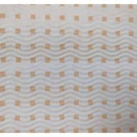 Гофробумага кремовая / кремовые квадраты (5 м. х 0,75м; 75гр./м2.)