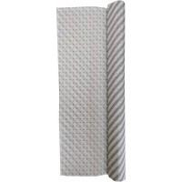 Гофробумага серая полоска / серые квадраты (5 м. х 0,75м; 75гр./м2.)