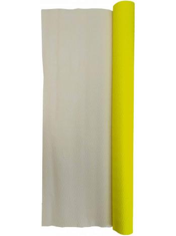 Гофробумага белая/желтая (5 м. х 0,75м; 75гр./м2.)