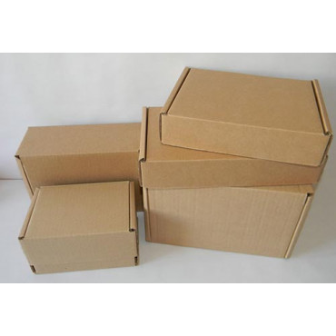 Преимущества упаковки из гофрокартона