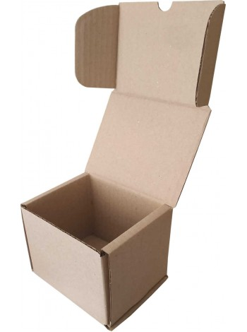 Коробка (125 х 110 х 105), бурая