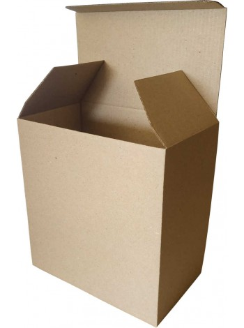 Коробка (160 x 95 x 170), бурая