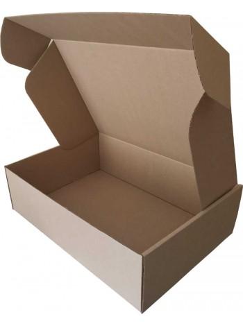 Коробка (340 х 240 х 100), бурая