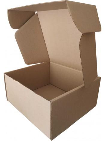 Коробка (345 х 335 х 170), бурая
