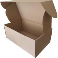Коробка (400 х 240 х 160), бурая