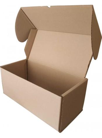 Коробка (430 х 210 х 185), бурая