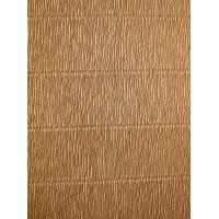 Креповая бумага (креп), шоколадная, 50см х 2,5м