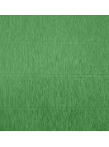 Бумага креп, зеленая, 50см х 2,5м