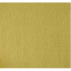 Креповая бумага (креп), желтая, 50см х 2,5м