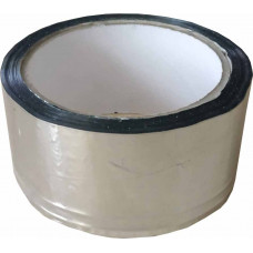Скотч-пленка (50 м. х 48 мм., металлизированная)
