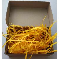 Бумажный наполнитель, желтый, 100 гр.