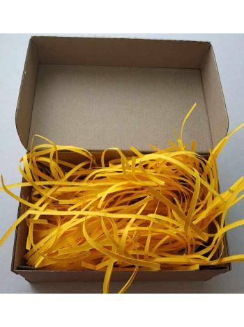 Бумажный наполнитель, желтый, 25 гр.