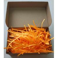 Бумажный наполнитель, оранжевый, 500 гр.