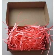 Бумажный наполнитель, розовый, 100 гр.