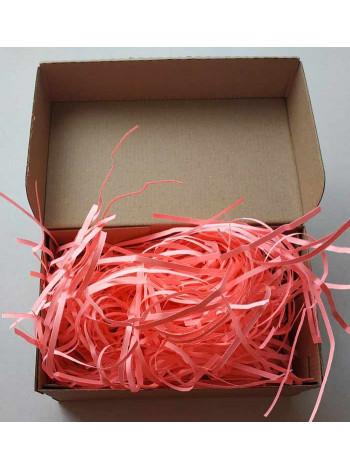 Бумажный наполнитель, розовый, 500 гр.