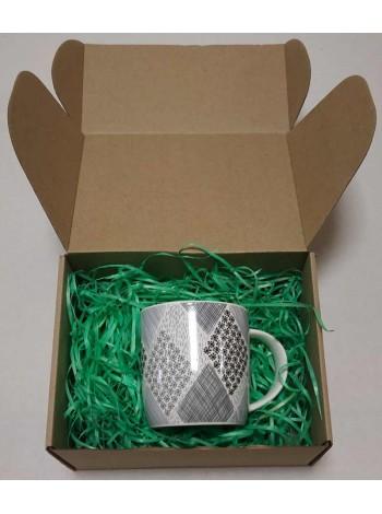 Наполнитель для коробок из зеленой стружки древесной