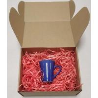 Древесная стружка цветная, розовый, 50 гр.