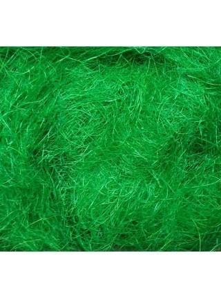 Сизаль, зеленый, 200гр.