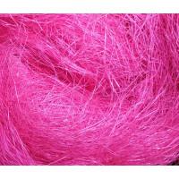 Сизаль, розовый, 40гр.