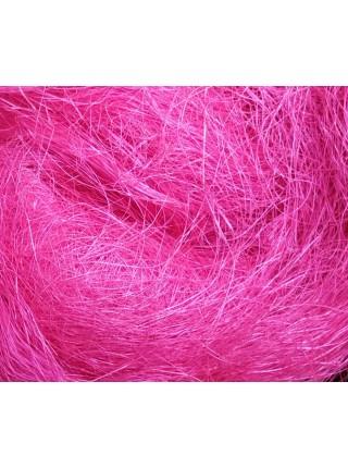 Сизаль, розовый, 200гр.