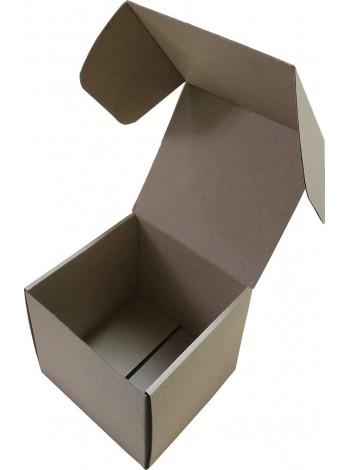 Коробка (150 x 150 x 140), бурая