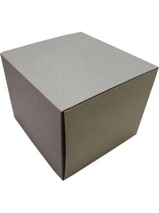 Коробка (200 x 200 x 165), бурая