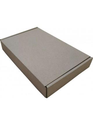Коробка (230 x 150 x 35), бурая