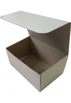 Коробка (285 x 190 x 145), бурая