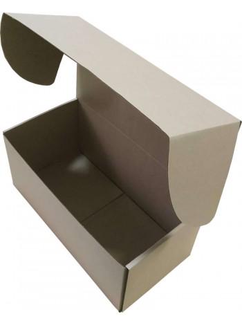 Коробка (305 x 155 x 135), бурая