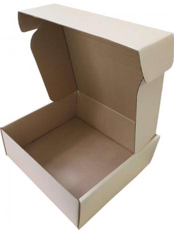 Коробка (400 x 400 x 150), бурая