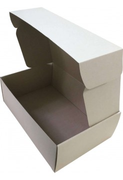 Коробка (450 x 300 x 150), бурая