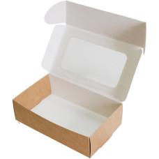 Коробка (170 x 105 x 50), крафт, подарочная