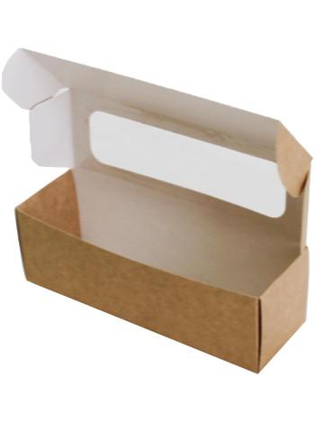 Коробка (170 x 55 x 55), крафт, подарочная