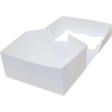 Коробка (250 x 170 x 110), белая, подарочная