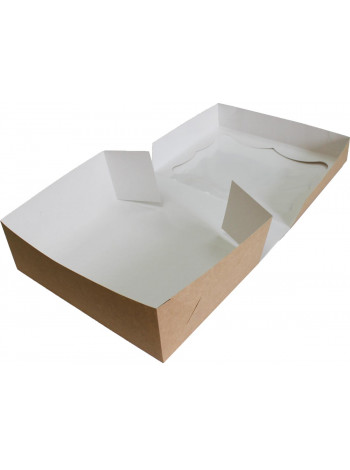 Коробка (330 x 255 x 110), крафт, подарочная