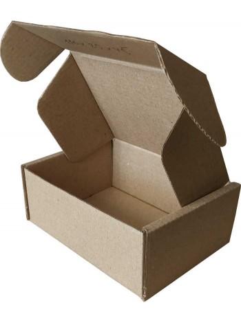 Коробка (110 х 85 х 45), бурая