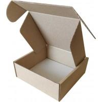 Коробка (130 х 130 х 50), бурая