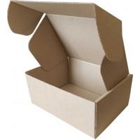 Коробка (180 х 130 х 80), бурая