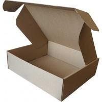 Коробка (260 х 220 х 75), бурая