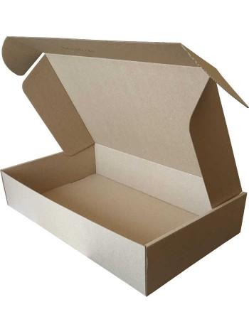 Коробка (400 х 240 х 80), бурая