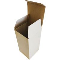 Коробка (100 x 100 x 190), бурая